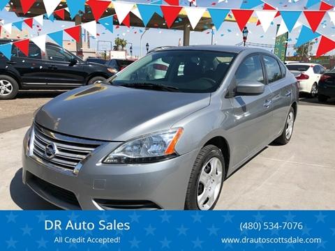 2014 Nissan Sentra for sale at DR Auto Sales in Scottsdale AZ