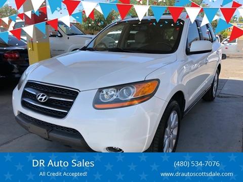 2008 Hyundai Santa Fe for sale at DR Auto Sales in Scottsdale AZ