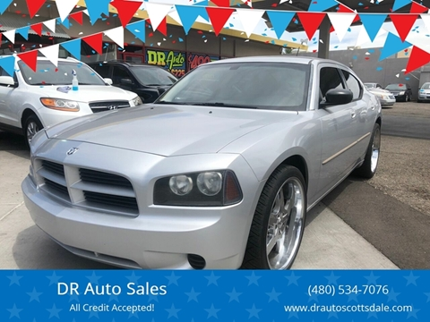 2008 Dodge Charger for sale at DR Auto Sales in Scottsdale AZ