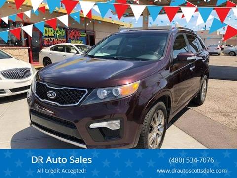 2011 Kia Sorento for sale at DR Auto Sales in Scottsdale AZ