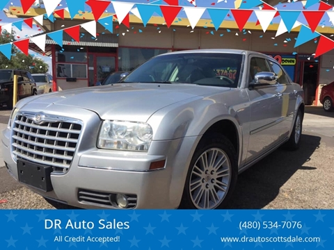 2010 Chrysler 300 for sale at DR Auto Sales in Scottsdale AZ