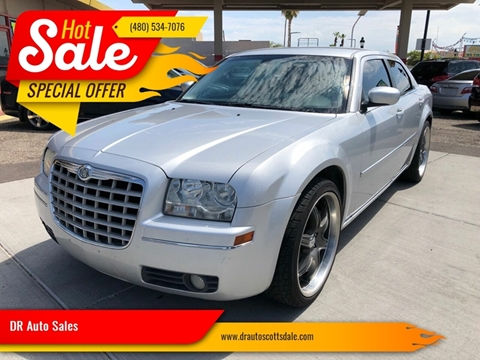 2009 Chrysler 300 for sale at DR Auto Sales in Scottsdale AZ