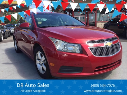 2011 Chevrolet Cruze for sale at DR Auto Sales in Scottsdale AZ