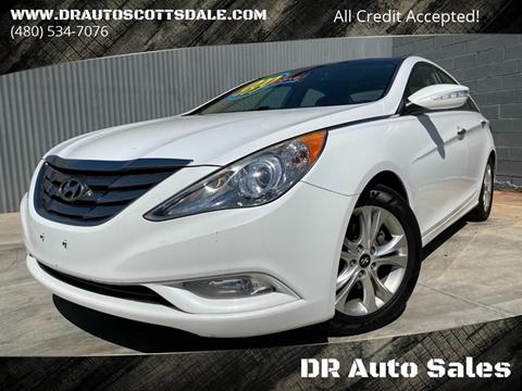 2012 Hyundai Sonata for sale at DR Auto Sales in Scottsdale AZ