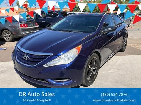 2011 Hyundai Sonata for sale at DR Auto Sales in Scottsdale AZ