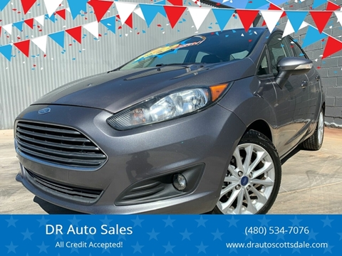 2014 Ford Fiesta for sale at DR Auto Sales in Scottsdale AZ