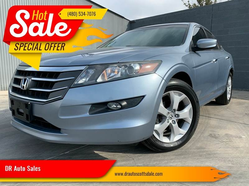 2011 Honda Accord Crosstour for sale at DR Auto Sales in Scottsdale AZ