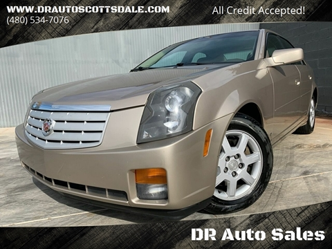 2006 Cadillac CTS for sale at DR Auto Sales in Scottsdale AZ