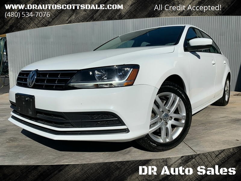 2018 Volkswagen Jetta for sale at DR Auto Sales in Scottsdale AZ