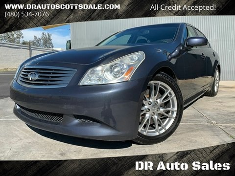 2008 Infiniti G35 for sale at DR Auto Sales in Scottsdale AZ