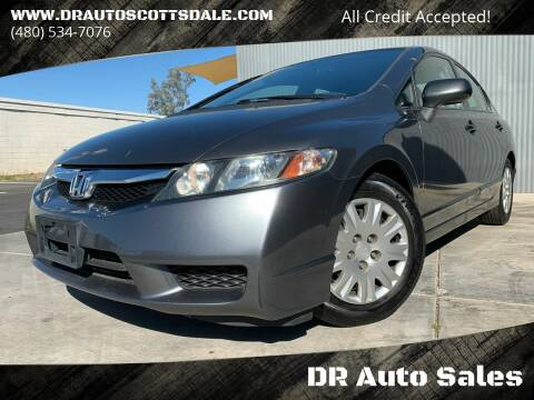 2011 Honda Civic for sale at DR Auto Sales in Scottsdale AZ