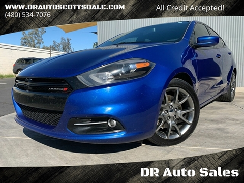 2014 Dodge Dart for sale at DR Auto Sales in Scottsdale AZ