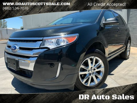 2013 Ford Edge for sale at DR Auto Sales in Scottsdale AZ
