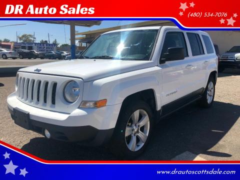 2017 Jeep Patriot for sale at DR Auto Sales in Scottsdale AZ