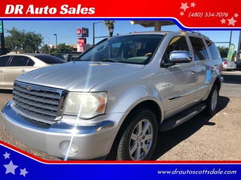 2008 Chrysler Aspen for sale at DR Auto Sales in Scottsdale AZ
