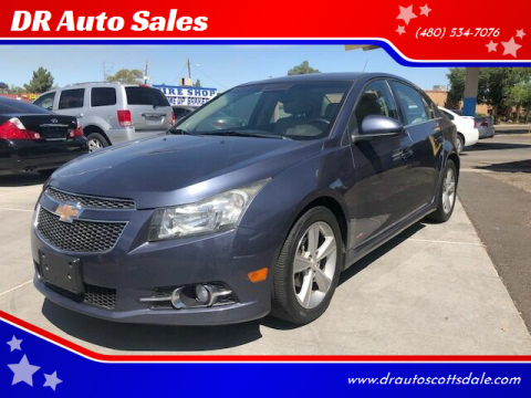 2013 Chevrolet Cruze for sale at DR Auto Sales in Scottsdale AZ