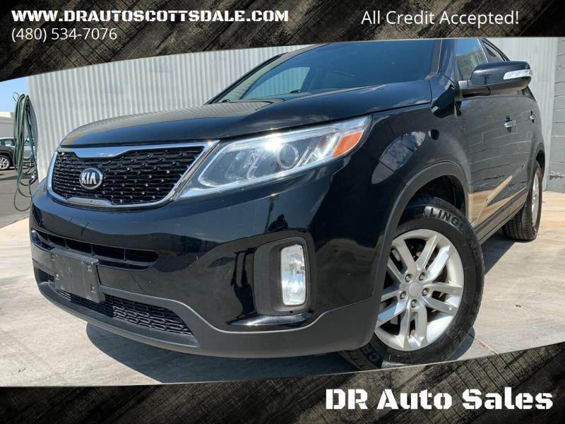 2014 Kia Sorento for sale at DR Auto Sales in Scottsdale AZ