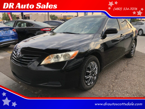 2009 Toyota Camry for sale at DR Auto Sales in Scottsdale AZ