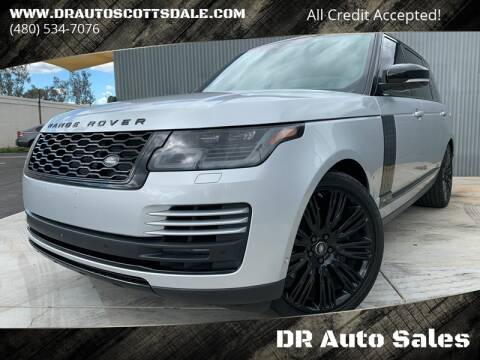 2018 Land Rover Range Rover for sale at DR Auto Sales in Scottsdale AZ