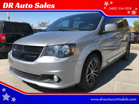 2014 Dodge Grand Caravan for sale at DR Auto Sales in Scottsdale AZ