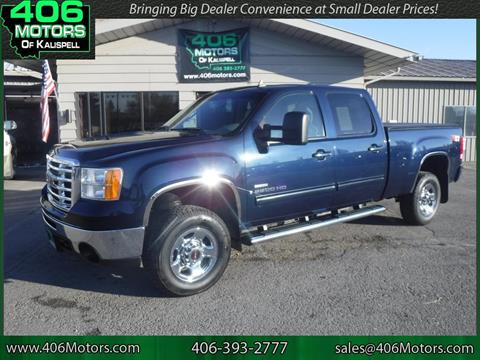 2007 GMC Sierra 2500HD for sale in Kalispell, MT