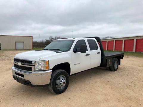 2012 Chevrolet Silverado 3500HD CC for sale in Hutto, TX