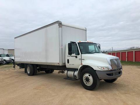 2014 International DuraStar 4300 for sale in Hutto, TX