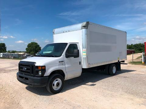 2012 Ford E-Series Chassis for sale in Hutto, TX