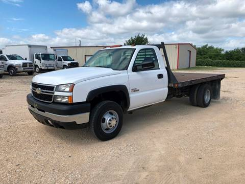 2007 Chevrolet Silverado 3500 CC Classic for sale in Hutto, TX