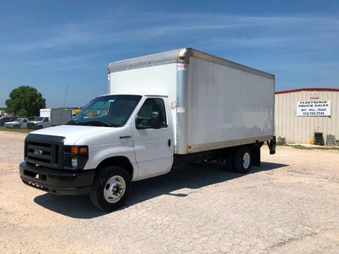 2016 Ford E-Series Chassis for sale in Hutto, TX