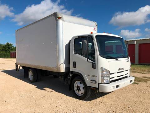 2014 Isuzu NPR-HD for sale in Hutto, TX