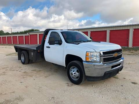 2011 Chevrolet Silverado 3500HD for sale in Hutto, TX