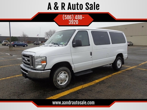 2009 Ford E-350 for sale in Sterling Heights, MI