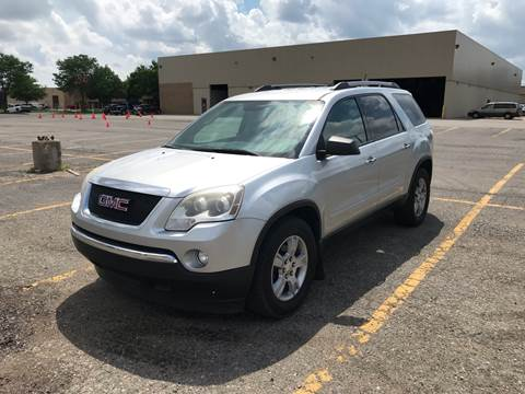 2010 GMC Acadia for sale in Sterling Heights, MI