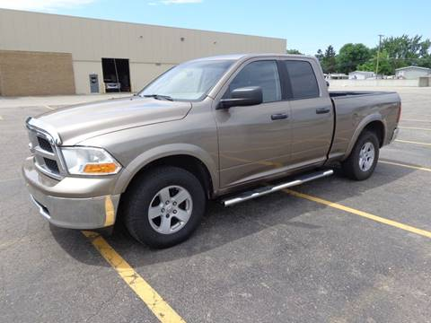 2009 Dodge Ram Pickup 1500 for sale at A & R Auto Sale in Sterling Heights MI