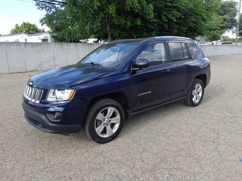 2013 Jeep Compass for sale at A & R Auto Sale in Sterling Heights MI