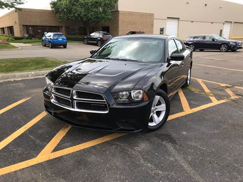 2014 Dodge Charger for sale at A & R Auto Sale in Sterling Heights MI
