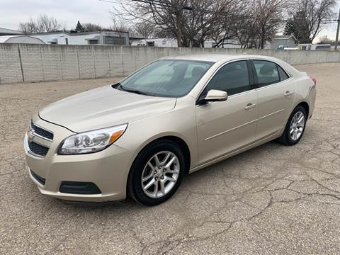 2013 Chevrolet Malibu for sale at A & R Auto Sale in Sterling Heights MI