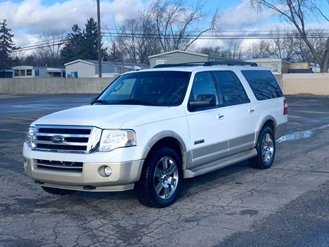 2007 Ford Expedition EL for sale at A & R Auto Sale in Sterling Heights MI