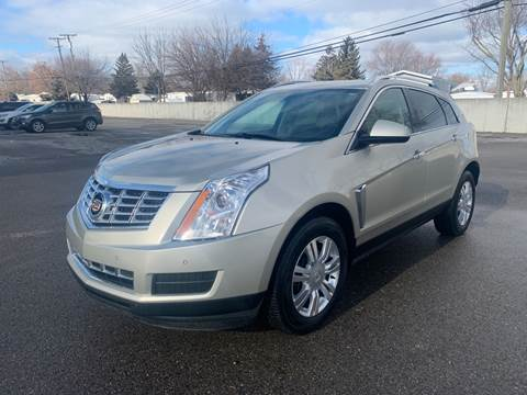 2013 Cadillac SRX for sale at A & R Auto Sale in Sterling Heights MI