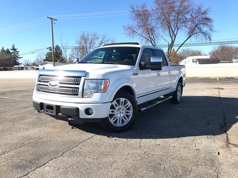 2010 Ford F-150 for sale at A & R Auto Sale in Sterling Heights MI