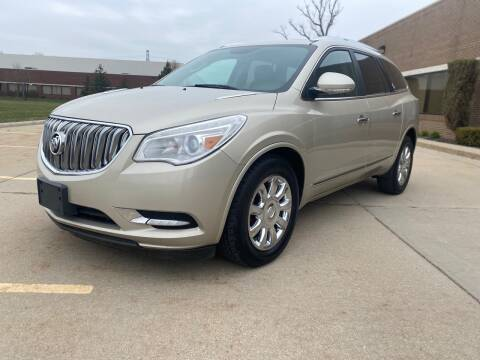2013 Buick Enclave for sale at A & R Auto Sale in Sterling Heights MI