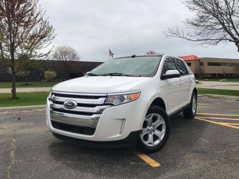 2013 Ford Edge for sale at A & R Auto Sale in Sterling Heights MI
