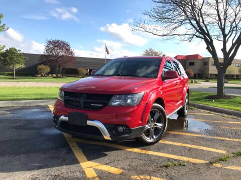 2014 Dodge Journey for sale at A & R Auto Sale in Sterling Heights MI
