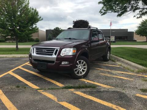 2007 Ford Explorer Sport Trac for sale at A & R Auto Sale in Sterling Heights MI