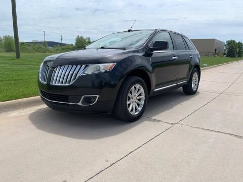 2011 Lincoln MKX for sale at A & R Auto Sale in Sterling Heights MI