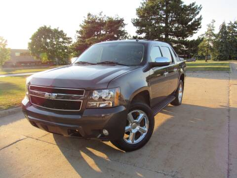 2010 Chevrolet Avalanche for sale at A & R Auto Sale in Sterling Heights MI