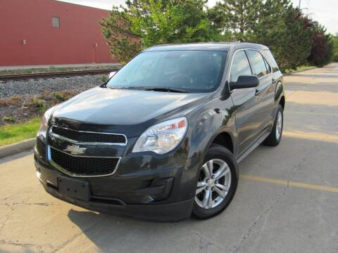 2013 Chevrolet Equinox for sale at A & R Auto Sale in Sterling Heights MI