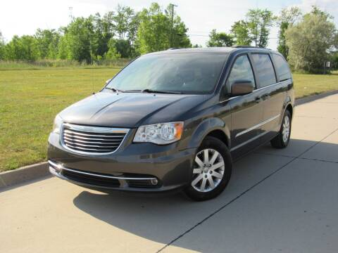 2016 Chrysler Town and Country for sale at A & R Auto Sale in Sterling Heights MI