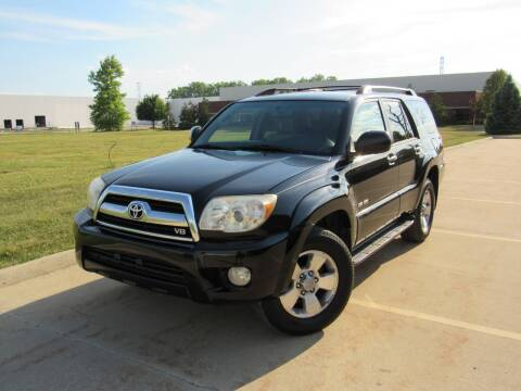 2007 Toyota 4Runner for sale at A & R Auto Sale in Sterling Heights MI